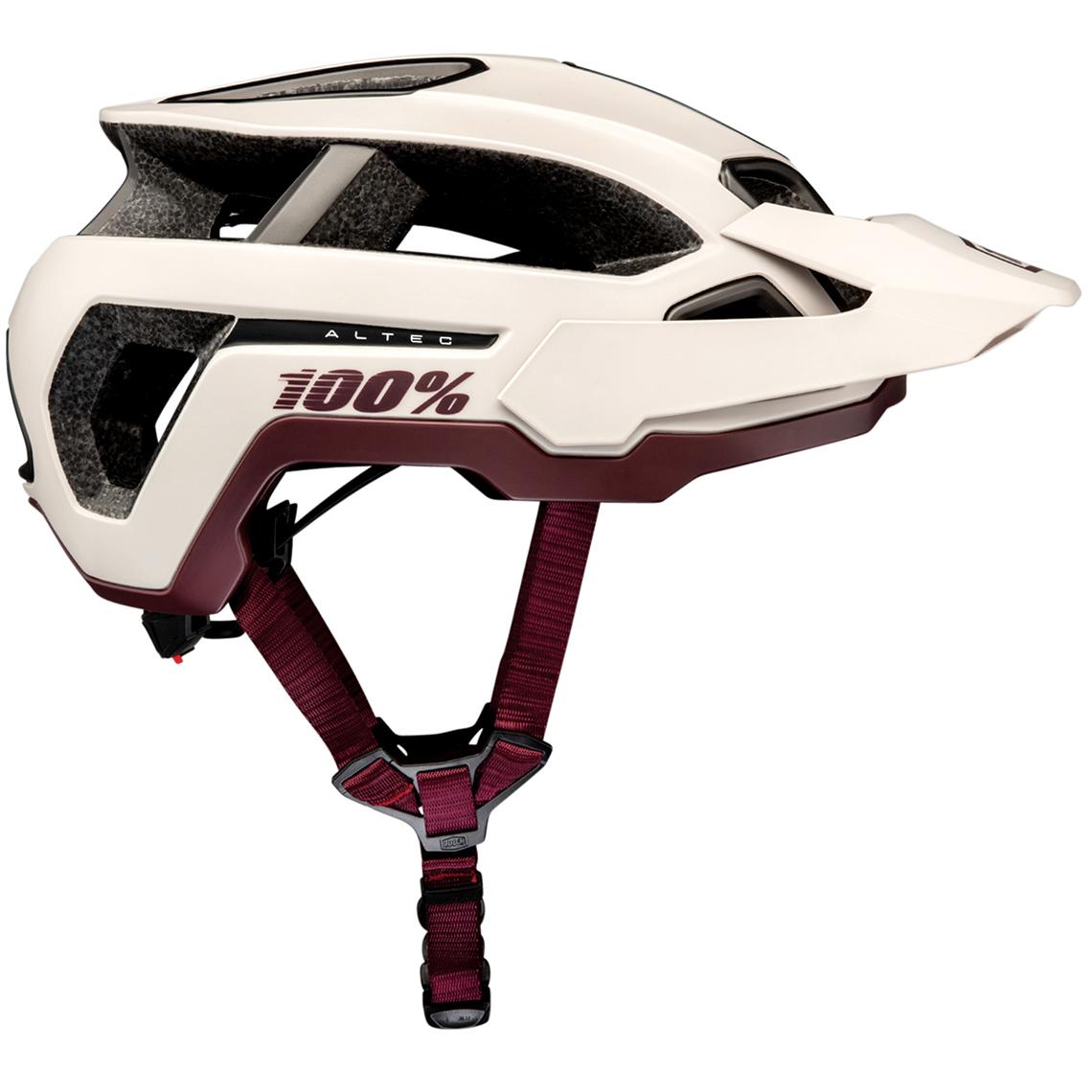 100% Altec Helmet - Warm Grey