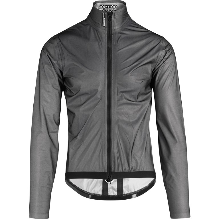 Image of Assos EQUIPE RS Schlosshund Rain Jacket EVO - blackSeries