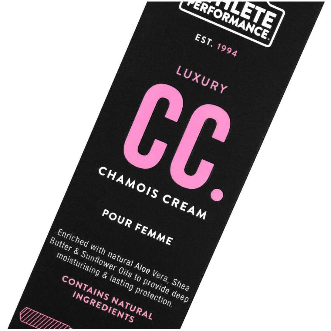 Image of Muc-Off Luxury Chamois Cream Pour Femme - 100 ml