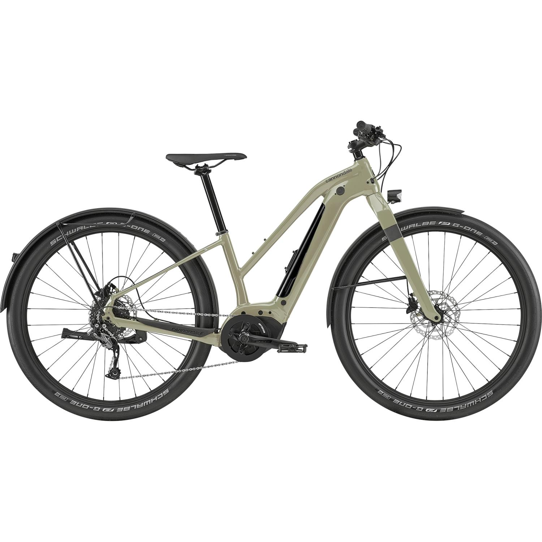 Bild von Cannondale CANVAS NEO 2 Remixte - City E-Bike - 2021 - Champagne