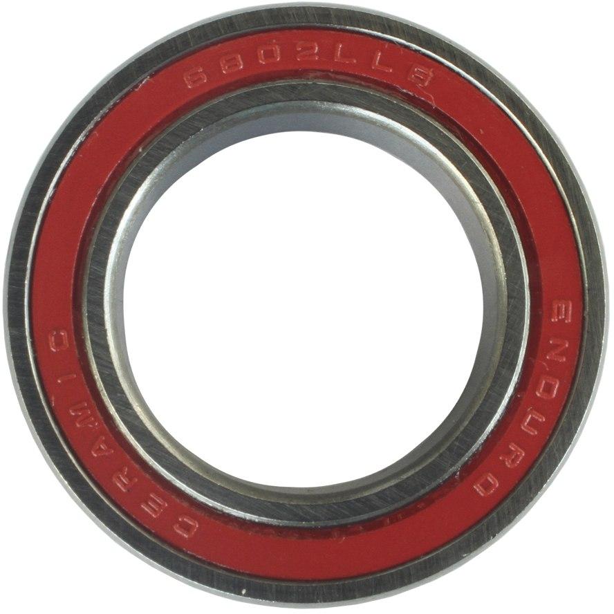 Enduro Bearings CH6802 LLB - ABEC 5 - Ceramic Hybrid Ball Bearing - 15x24x5mm