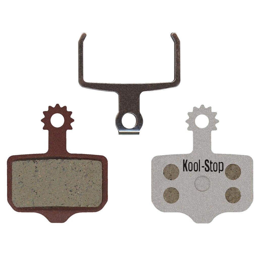 Image of Kool Stop Light Disc Brake Pads for Avid Elixir / SRAM XX / XO / DB - KS-D296A