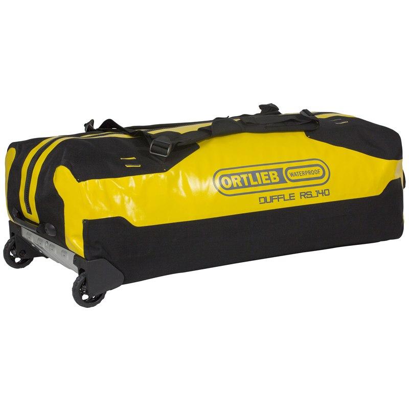 Produktbild von ORTLIEB Duffle RS - 140L Reisetasche mit Rollen - sunyellow-black