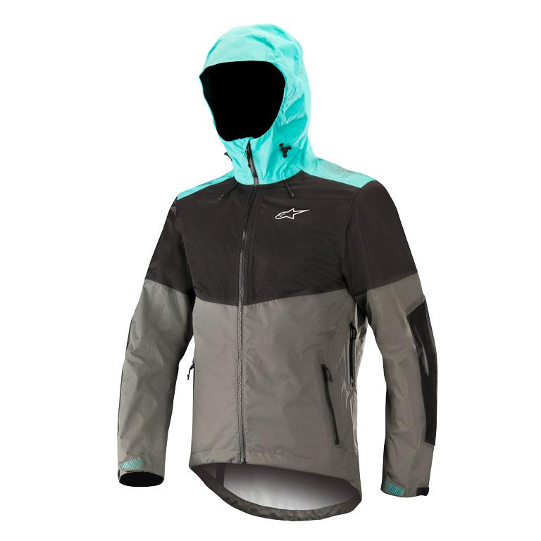 Alpinestars Tahoe Waterproof Jacket - black/dark shadow/ceramic