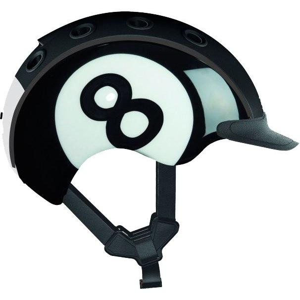 Image of Casco Mini 2 Kids Helmet - 8Ball