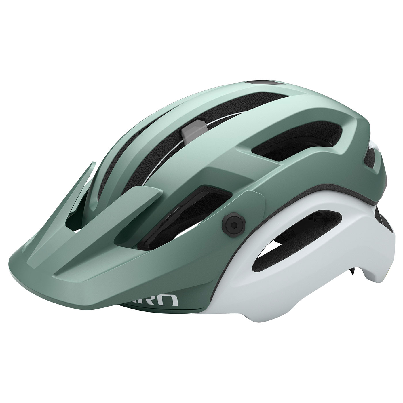 Giro Manifest MIPS Casco 2020 - matte grey/green