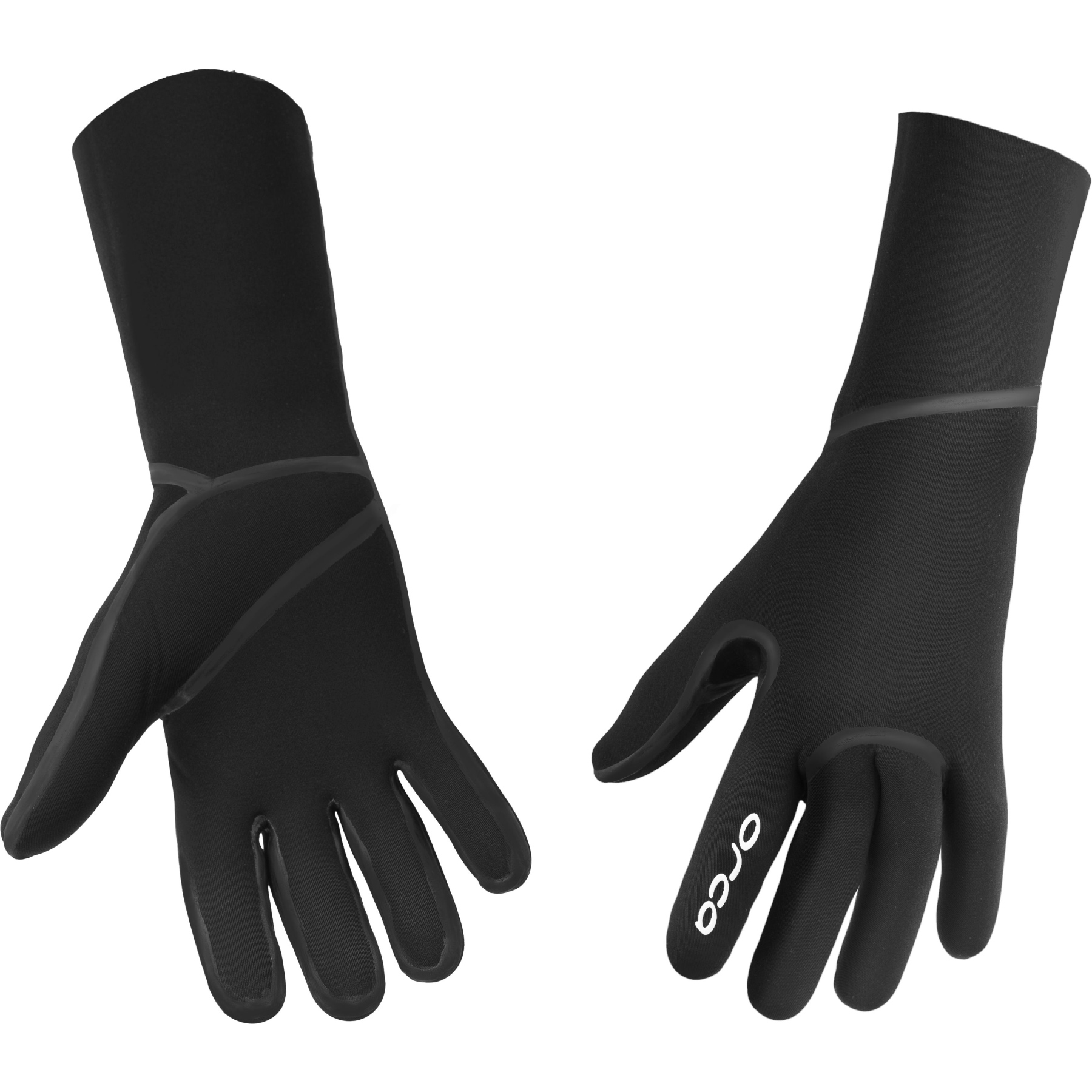 Orca Openwater Swim Gloves Guantes - black