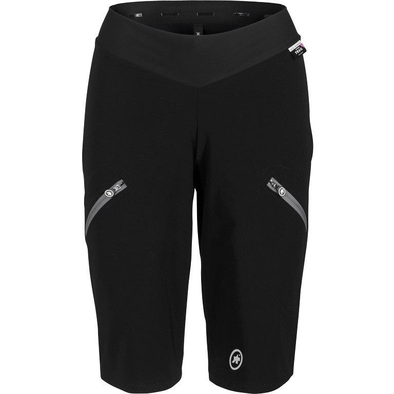 Assos TRAIL Womens Cargo Shorts - blackSeries