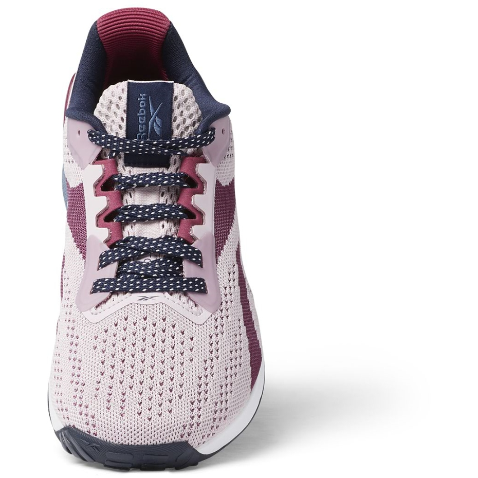 Image of Reebok Nano X1 Women's Shoes - frost berry/punch berry/vector navy