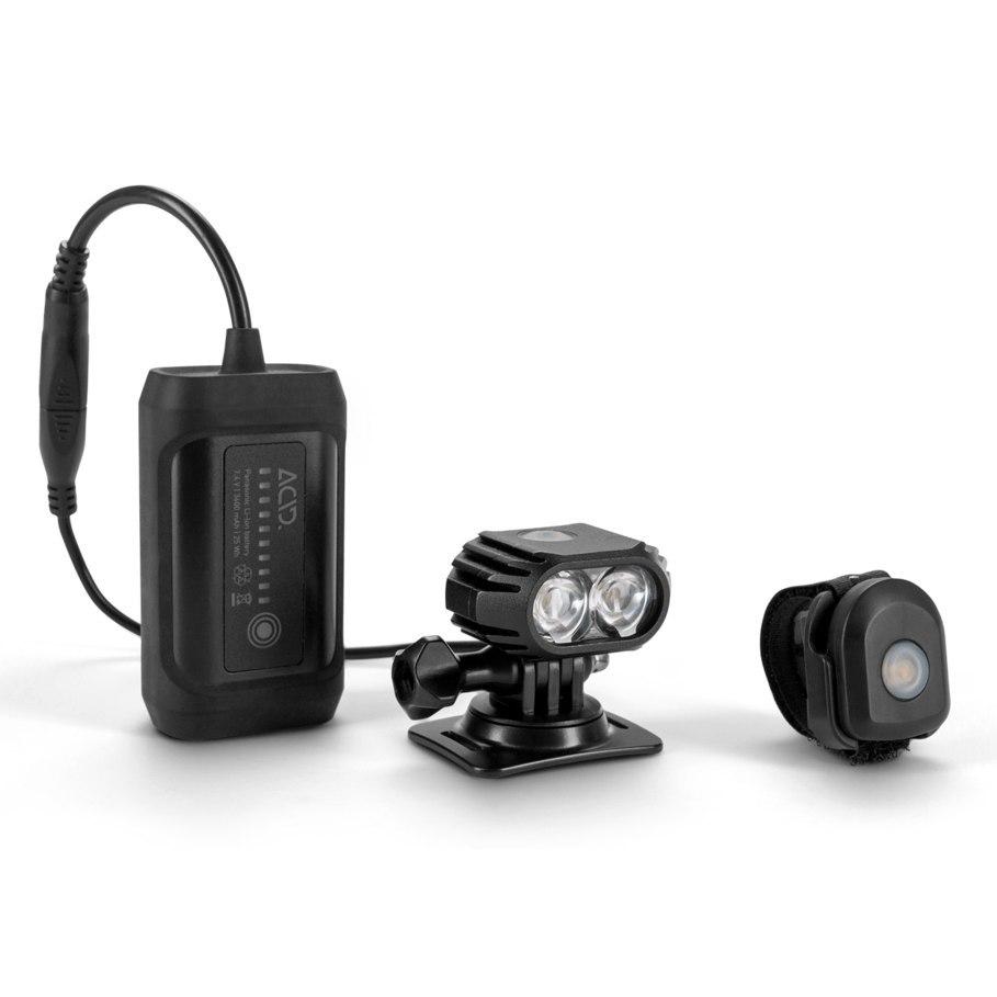 CUBE ACID LED Light HPA 2000 - black