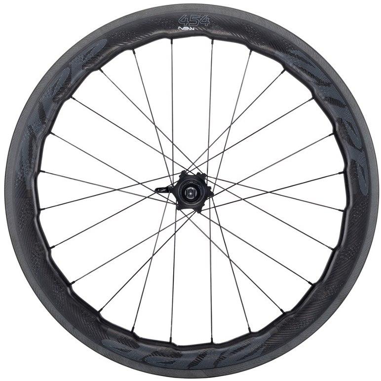 ZIPP 454 NSW Carbon Rear Wheel - Tubular - QR - 2020