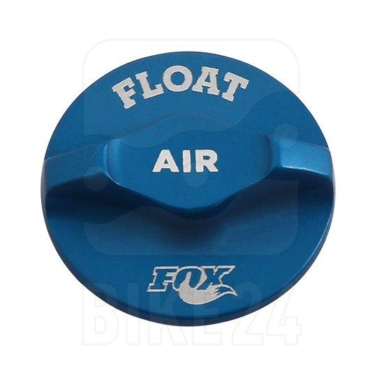 FOX FLOAT NA2 Air Topcap for modelyear 2016 - Blue Ano