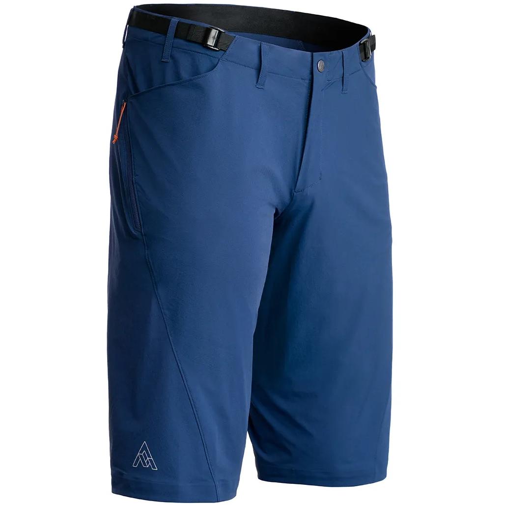 Imagen de 7mesh Farside Long Pantalones cortos para hombre - Cadet Blue