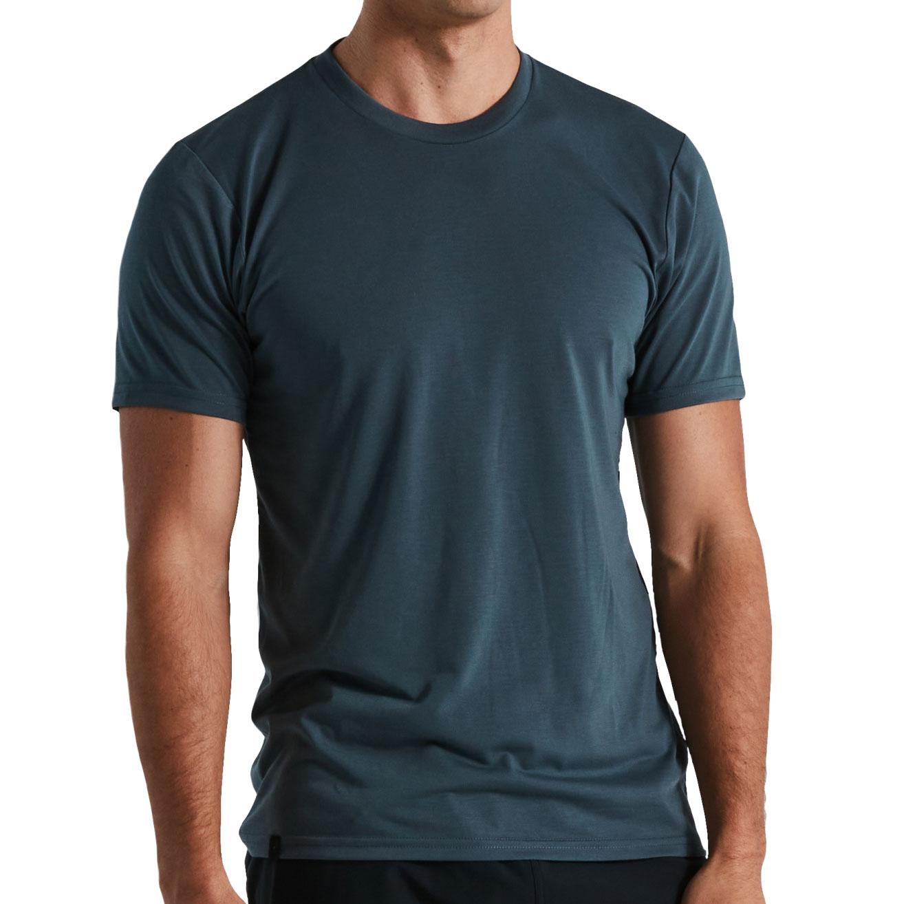 Foto de Specialized Apparel drirelease Tech Camiseta para hombre - cast battleship