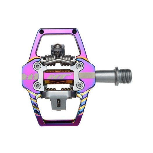 Produktbild von HT T1 Klickpedal - oil slick