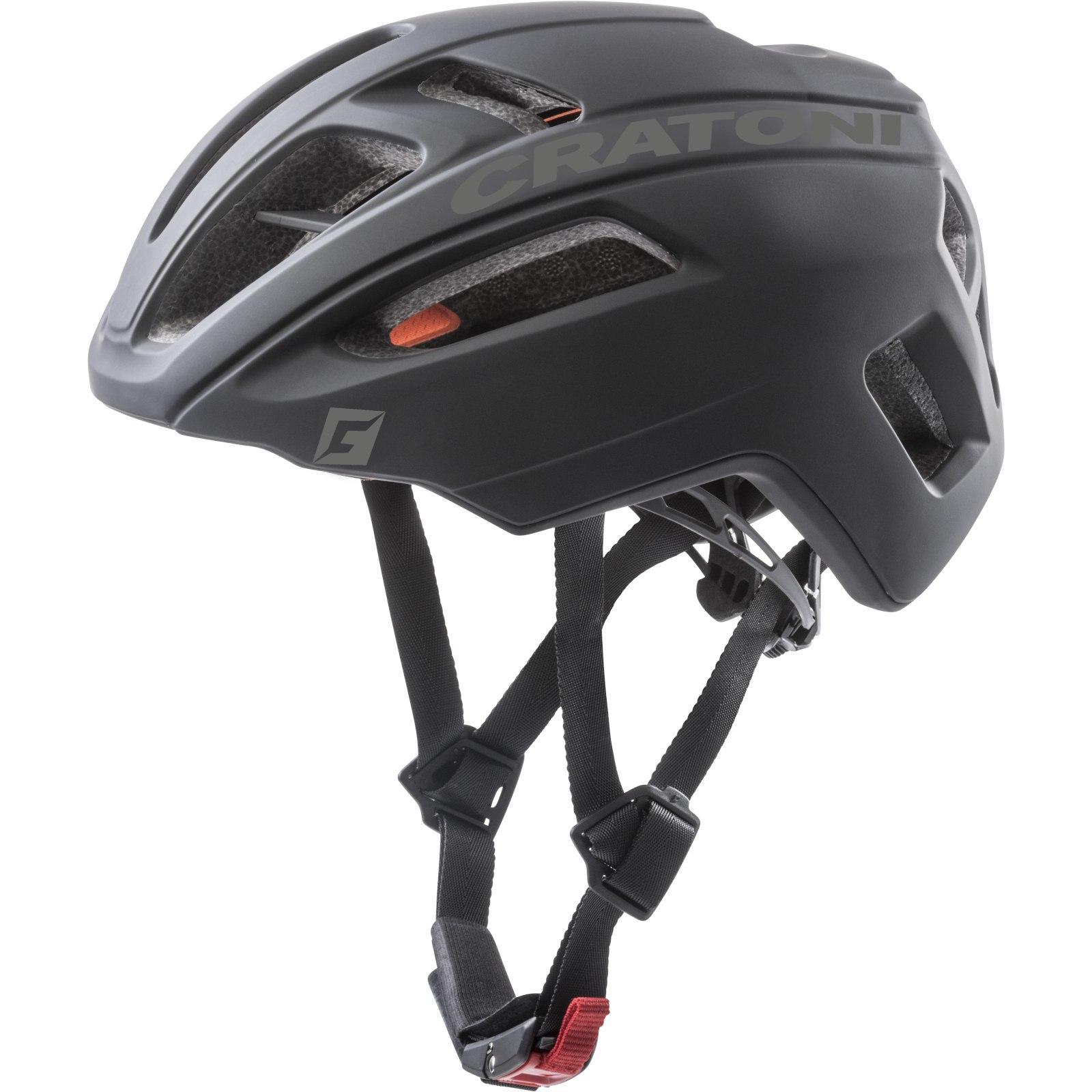 CRATONI C-Pro Helmet - black rubber
