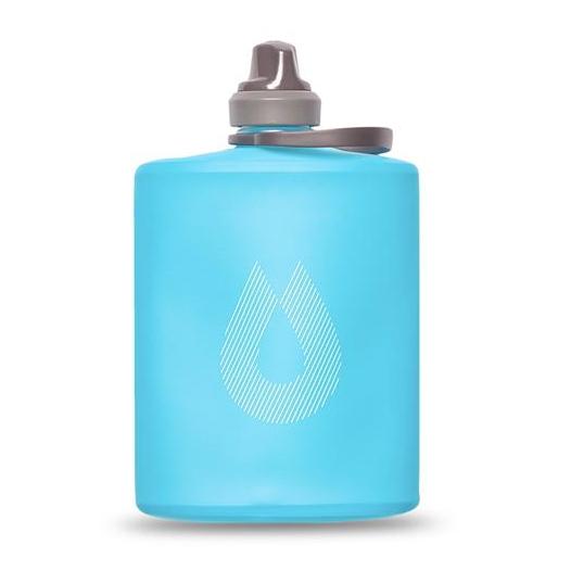 Produktbild von Hydrapak Stow™ 500ml Faltflasche - Malibu Blue