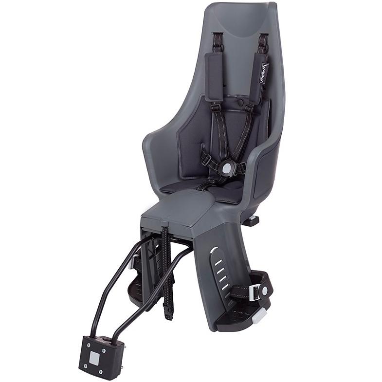 Bobike Exclusive Maxi Plus 1P Rear Child Seat - Urban Grey