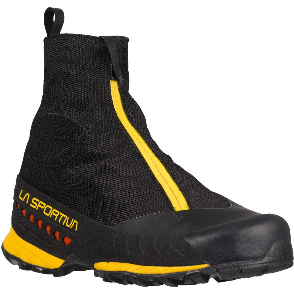 La Sportiva TX Top GTX Mountain Hiking Shoes - Black/Yellow