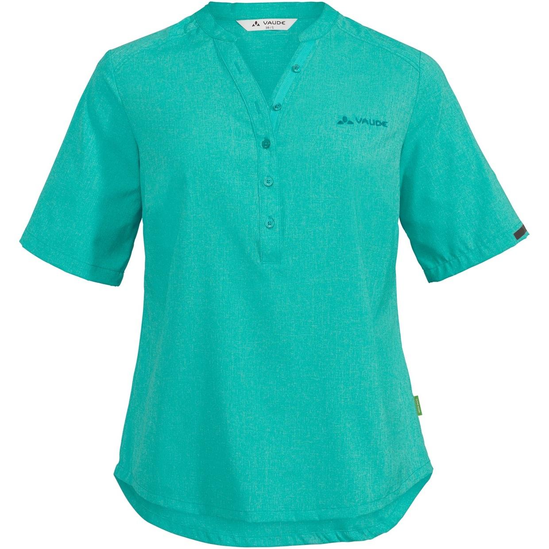 Vaude Turifo Shirt Damen Bluse II - peacock