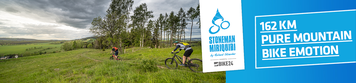 Erlebe 162 km Pure Mountain Bike Emotion im deutschen Erzgebirge!
