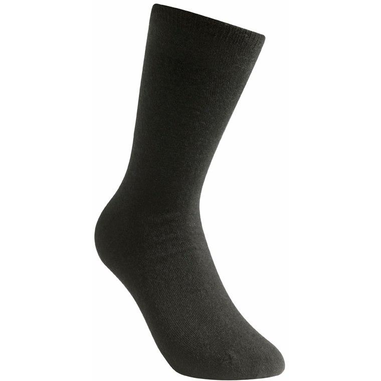 Woolpower Liner Classic Unisex Socks - black