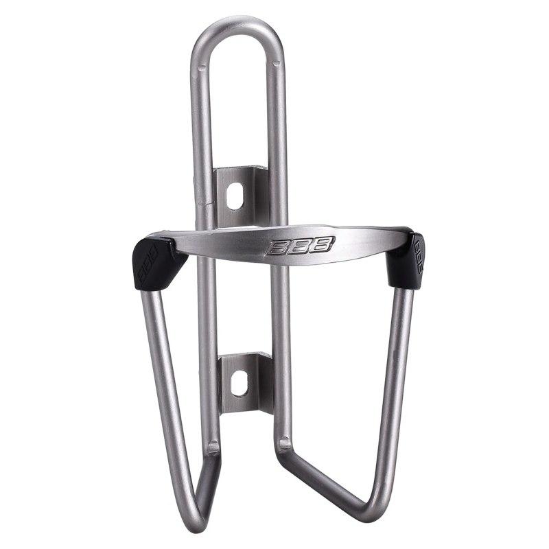 BBB Cycling FuelTank BBC-03 Bottle Cage - matt titanium