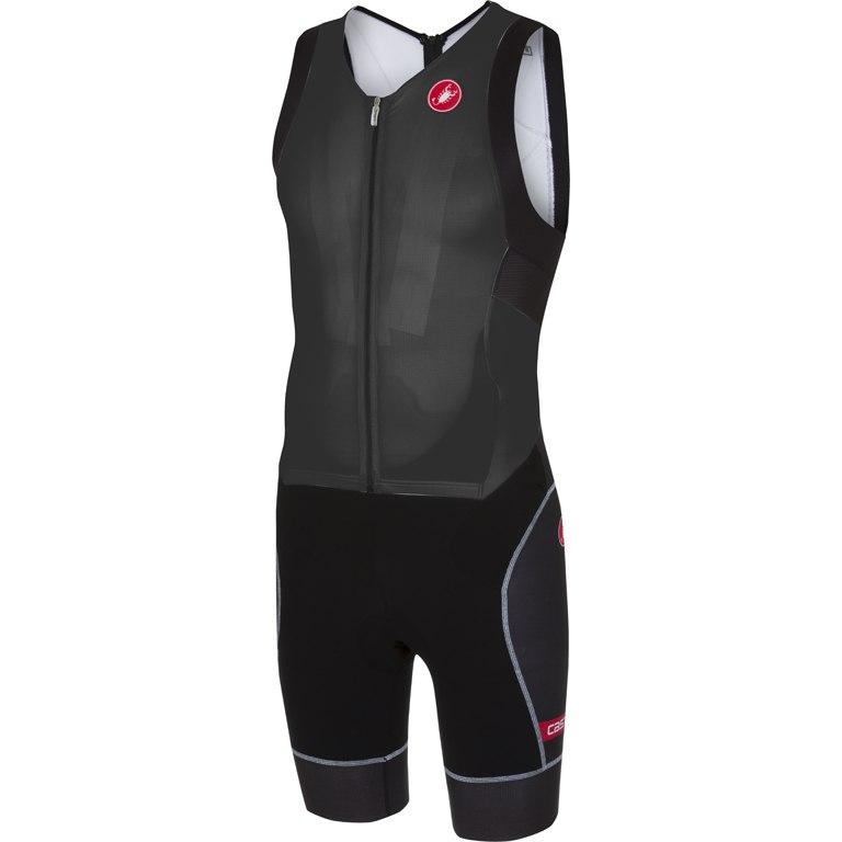 Castelli Free Sanremo Suit Sleeveless - black 010