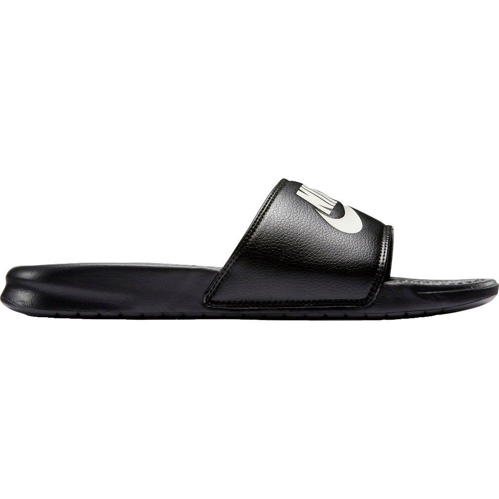 Produktbild von Nike Benassi Just Do It Badeschuh - black/white 343880-090