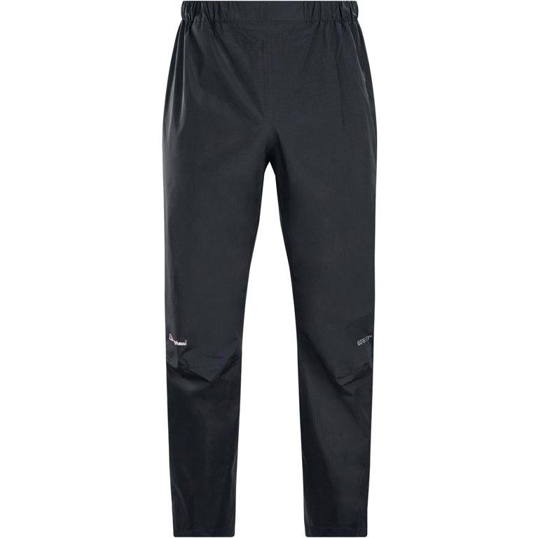 Berghaus Women's Paclite Gore-Tex Overtrousers - Black B50