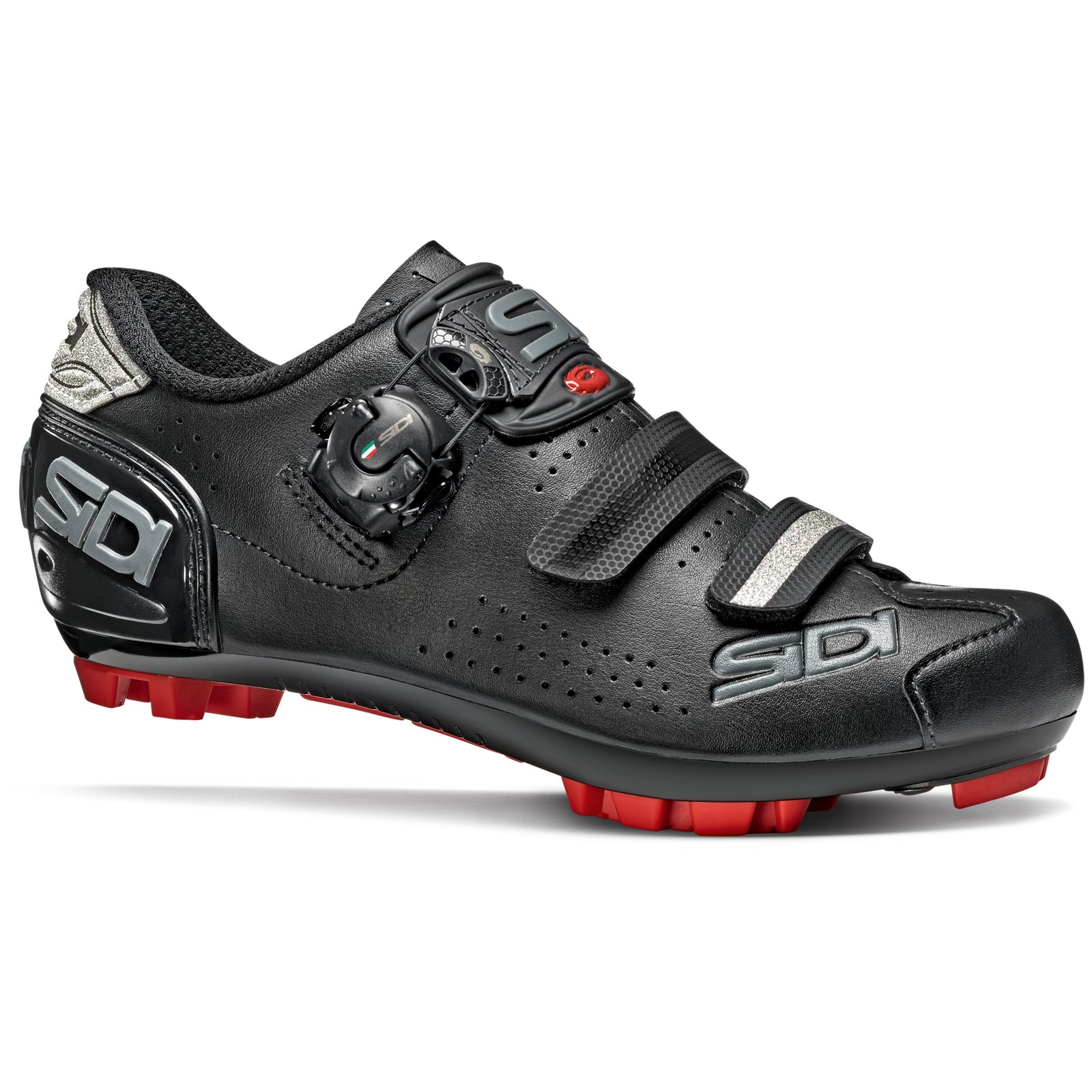 Sidi Trace 2 - Zapatillas MTB Mujer - black/black