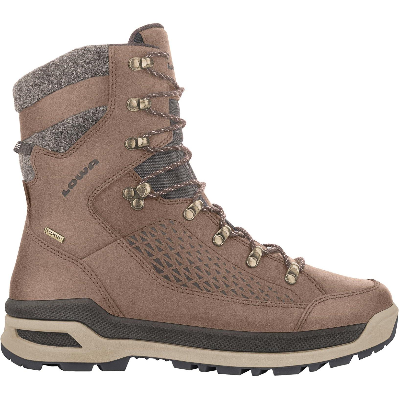 LOWA Renegade EVO Ice GTX Winter Shoe - brown