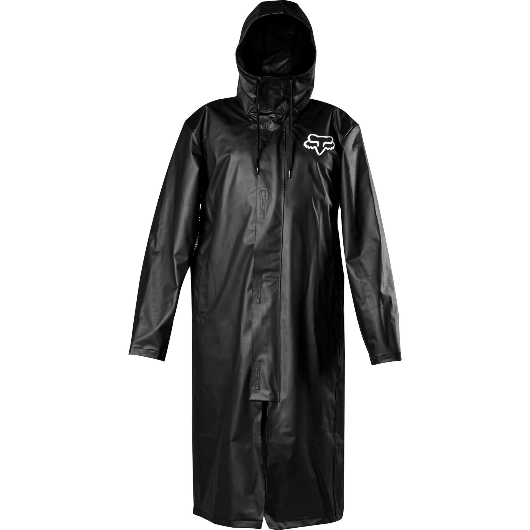FOX Pit Rain Jacket - black