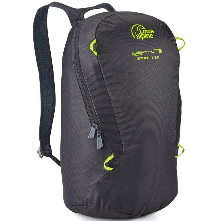 Lowe Alpine Lightflite Stuff IT 22 Backpack - Anthracite/Zinc