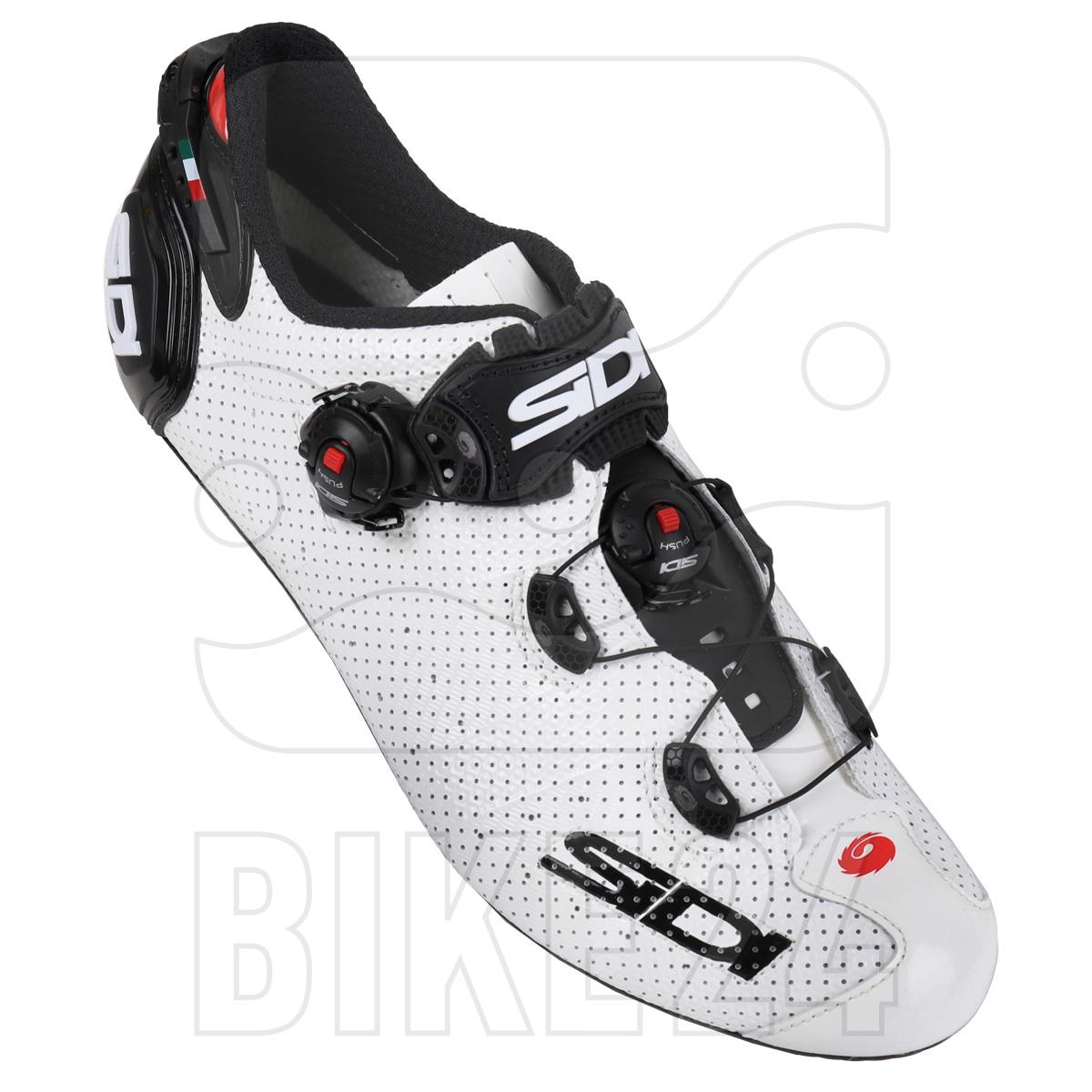 Sidi Wire 2 Carbon Air - Zapatillas ciclismo carretera - blanco/negro