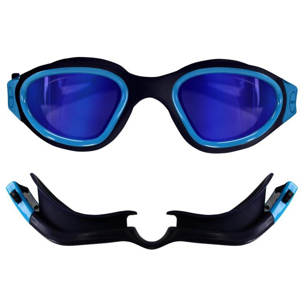 Image of Zone3 Vapour Goggles - Polarized - navy/blue
