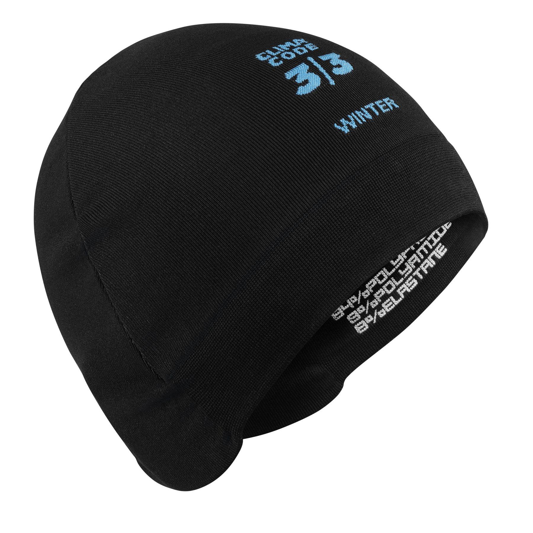Assos ASSOSOIRES Winter Robo Foil Gorra - black series