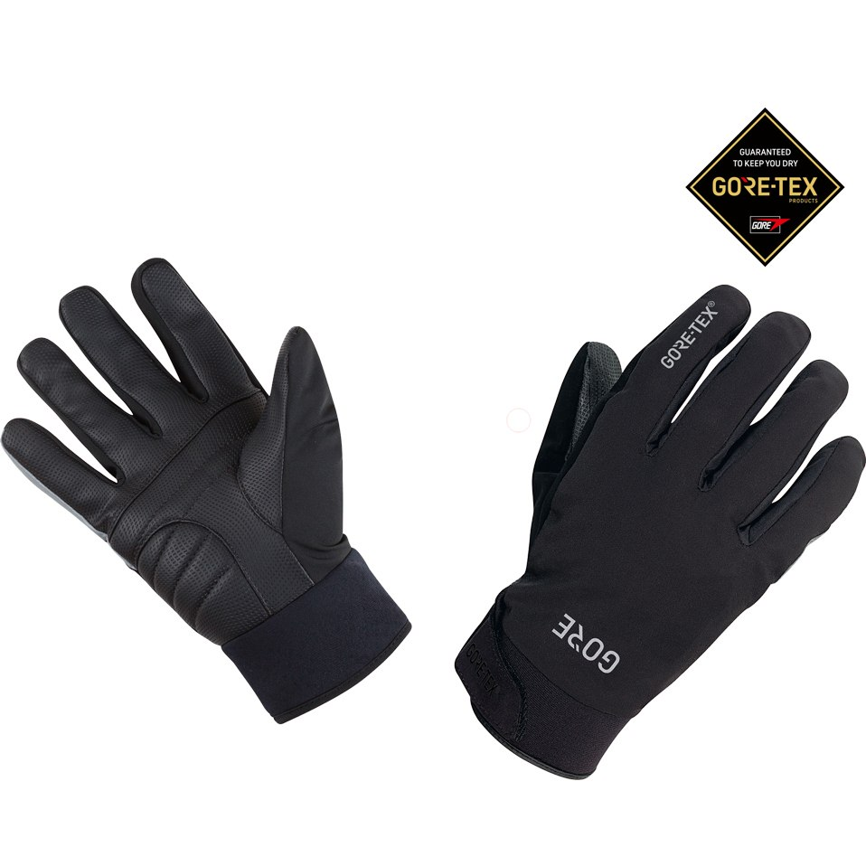 Image of GORE Wear C5 GORE-TEX® Thermo Gloves - black 9900
