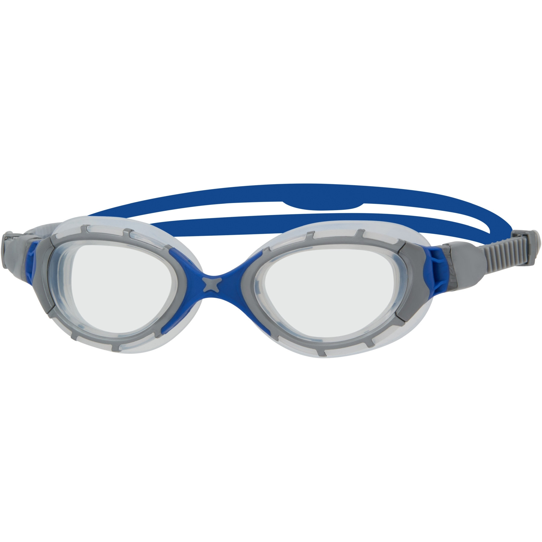 Zoggs Predator Flex Gafas de natación - gris/azul/claro