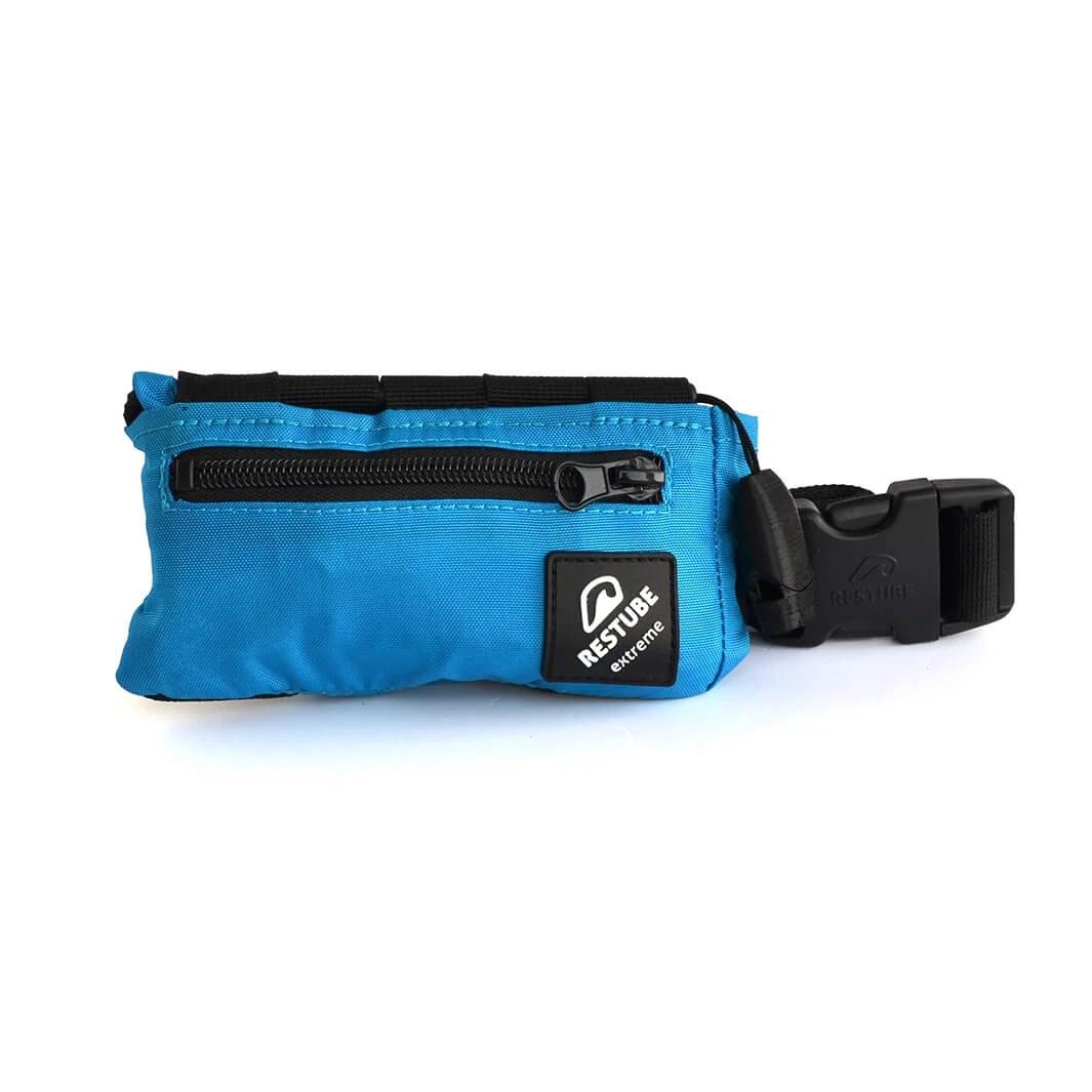 Produktbild von Restube extreme Sicherheitsboje - azure blue