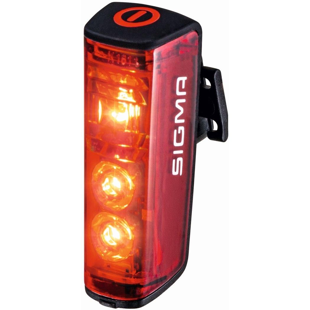 Produktbild von Sigma Sport Blaze USB Bremslicht + Rücklicht