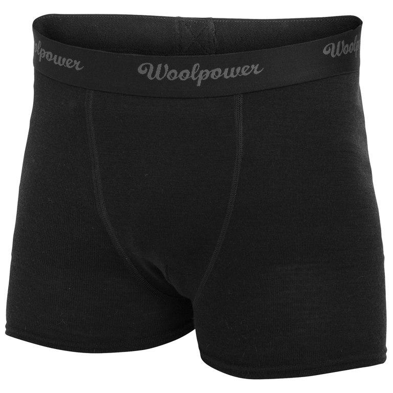 Woolpower Boxer LITE Shorts - schwarz