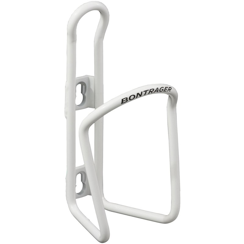 Bontrager Hollow 6mm Bottle Cage - white