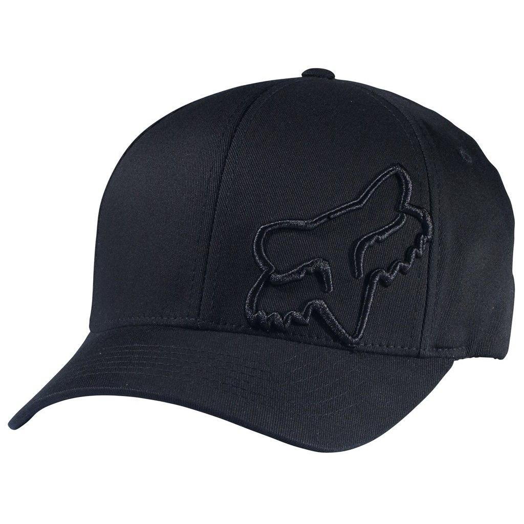 FOX Flex 45 Flexfit Hat - black