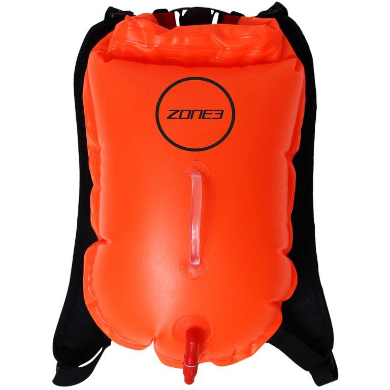 Produktbild von Zone3 Swim Run Backpack Dry Bag Bouy 28L - orange