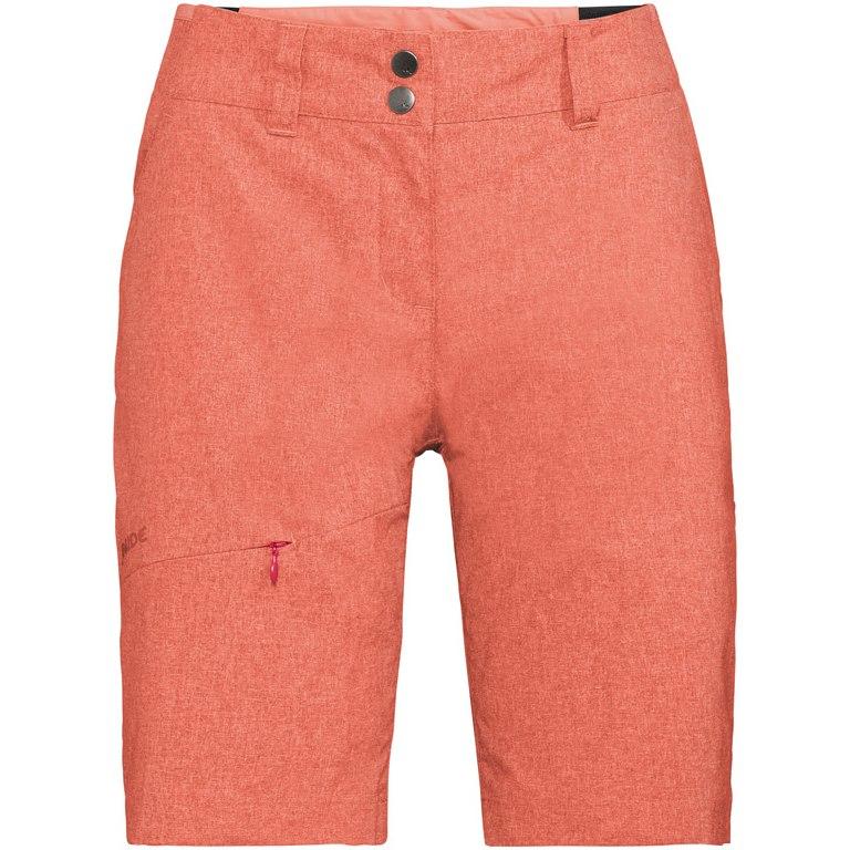 Vaude Women's Skomer Shorts II - bright pink