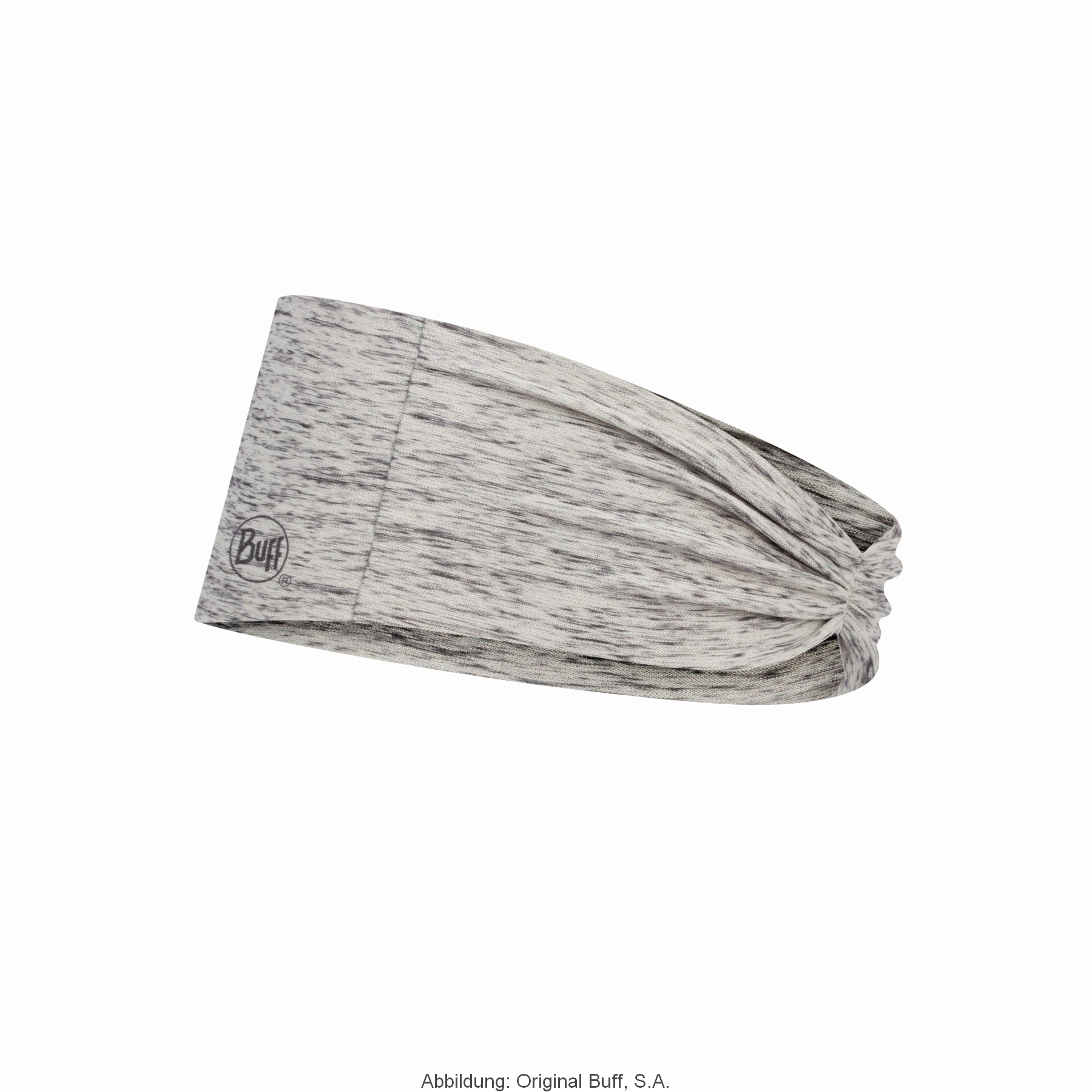 Buff® CoolNet UV+® Tapered Headband - Silver Grey Htr