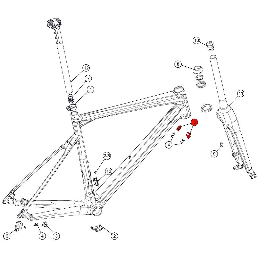 BMC Mechanical Kit #2 - 212538