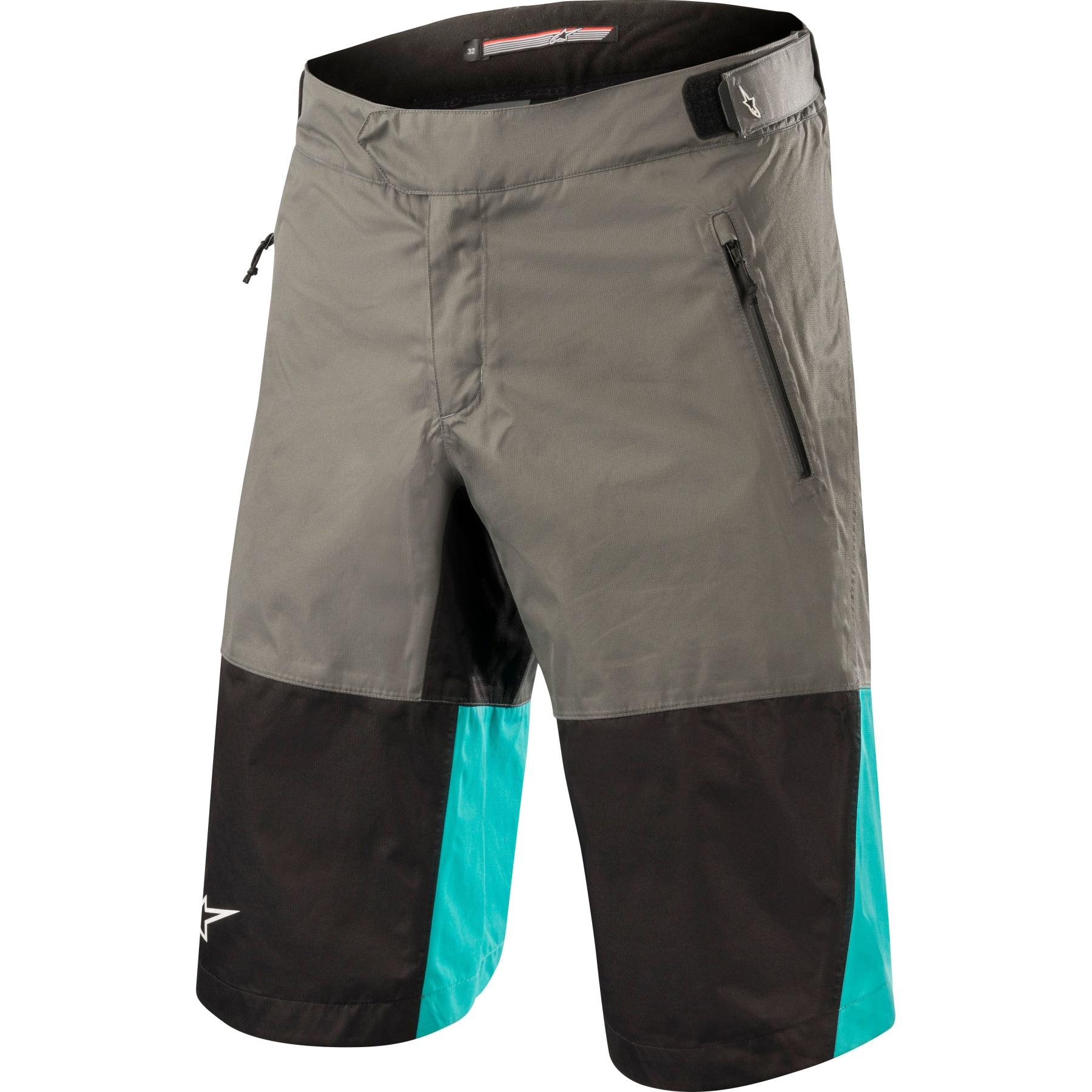 Alpinestars Tahoe WP Shorts - dark shadow/black ceramic