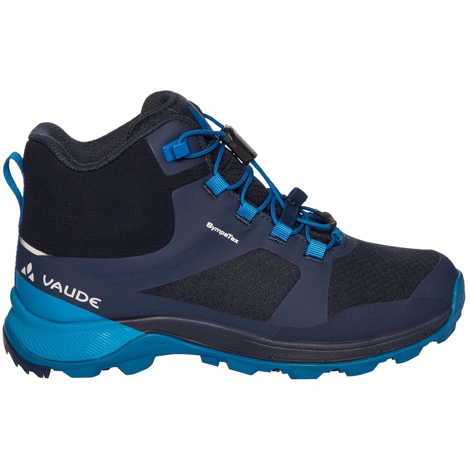Vaude Kids Lapita II Mid STX Schuhe - radiate blue